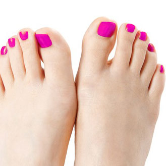 Nail Treatments Just Gel Manicure And Pedicure