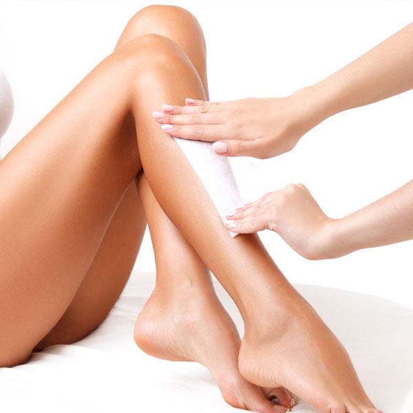 half-leg-wax